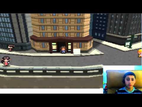 Pokemon Black-White 2 Part 6 w-Camera: Castelia City, Team Plasma, Exp Share, and Strength.