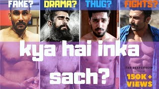Dark Truth of Indian Fitness Youtubers | Tarun Gill, Abhinav Mahajan, Rohit Khatri, Amit Panghal