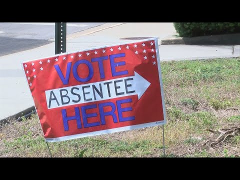 Absentee voting wraps up for Virginia's upcoming dual primary election