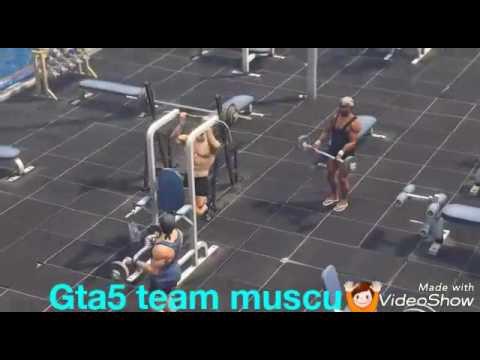 Gta5 team muscu😆😇