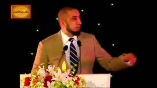 """""""Our Prophet Our Honour!!"""" ~ Ustadh Nouman Ali Khan ~ Qatar 2015!!"""