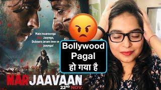 Marjaavaan Trailer REVIEW | Deeksha Sharma