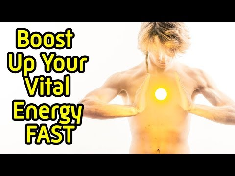 10 fast ways to become energetic and peppy-How to energize yourself and improve your life's energy