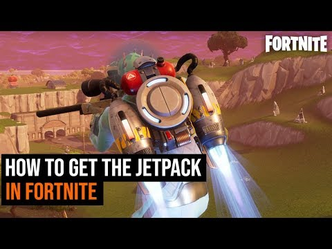 How To Get The Jetpack in Fortnite & Everything You Need To Know