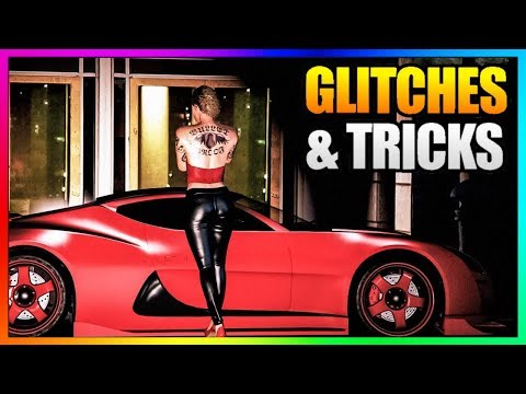GTA 5 Online - 5 NEW GLITCHES & TRICKS Working After DOOMSDAY HEIST DLC 1.42
