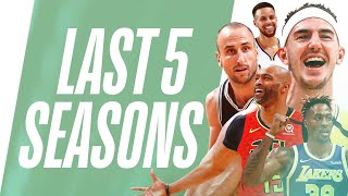 Moments That Took Us By Surprise | Last 5 Seasons