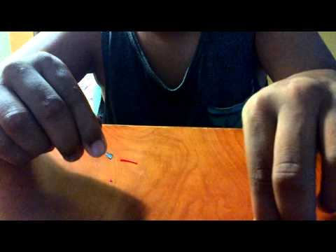 How to fix loose fingerboard wheels.