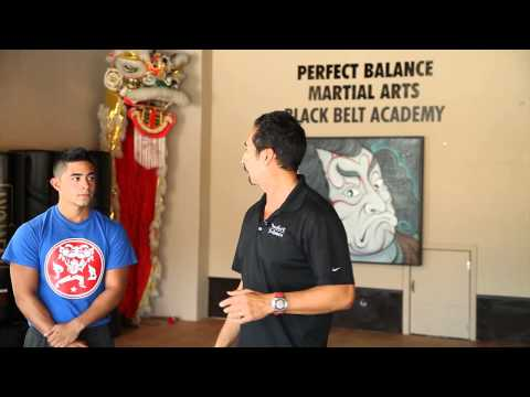 How to Do a Windup in Karate : Martial Arts Tips & Tricks