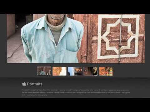 Premium Tumblr Themes: Pixel Union