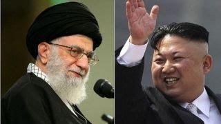 Iran, North Korea and reform top Trump