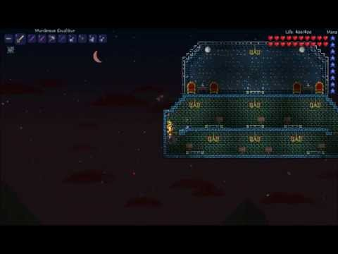 Terraria : 1.1.2 Server with Hamachi (Updated)