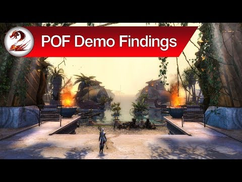 Guild Wars 2: Everything We Learned from the Path of Fire Demo | Identification, Stat Sets + More!