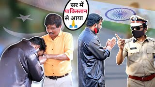 I Am From PAKISTAN || Social Experiment In India || Heart Touching Reactions|| Mera Bharat Mahan 🇮🇳