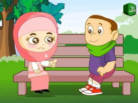 Nail-biting (Educational Urdu Cartoon)