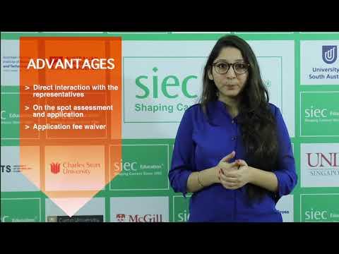 SIEC's Australia Education Fair in Ludhiana   Study in Australia   AEF