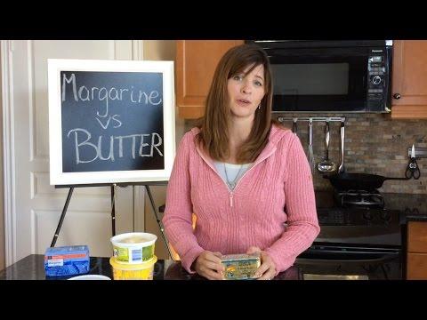 Margarine vs Butter smackdown