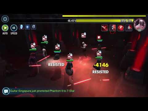 Empire/Sith Team vs Darth SION 910K damage