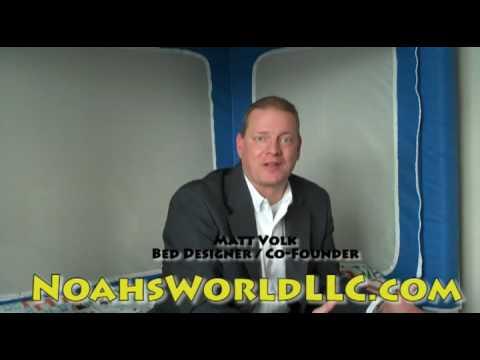 Get Sleep with Noah's World Autism Bed