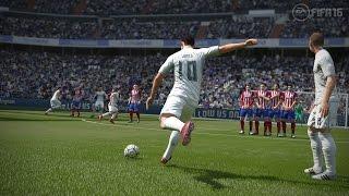 FIFA16 MY BEST FREE KICKS SO FAR (HD) مونتاجات فيفاويه #3