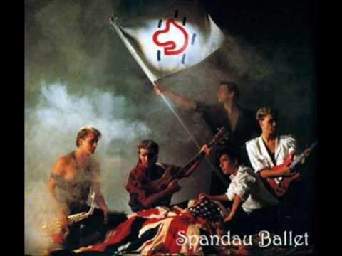 through the baricades - Spandu Ballet