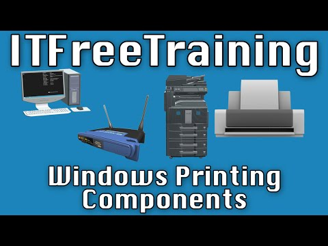 Windows Printing Components
