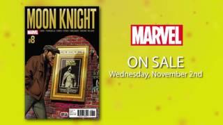 Marvel NOW! Titles for November 2nd