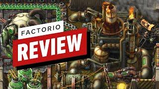 Factorio Review
