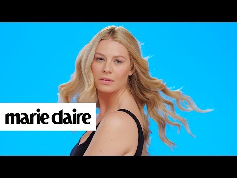 How to Undo Pastel Hair Chalk | Marie Claire + Garnier Fructis