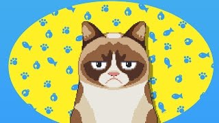 ITS PUURRFECT! - Grumpy Cats Worst Game Ever