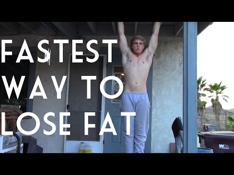 How To Lose Fat Fast And Build Endurance (Best, Fastest, Most Efficient Way)