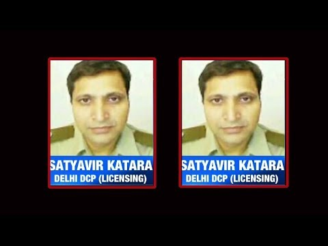Shocking: Delhi top cop is a corrupt crorepati
