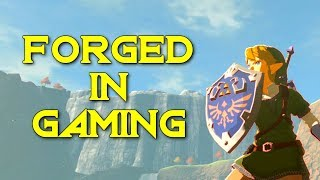 Forged In Gaming: The Hylian Shield - Breath Of The Wild
