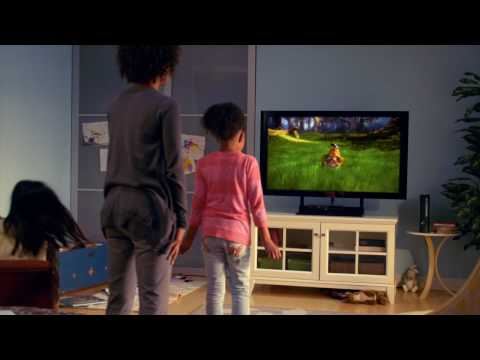 Kinectimals - Kinect for Xbox 360 - official video game debut trailer HD