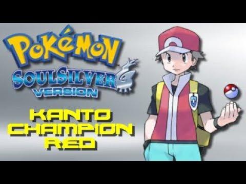 Pokemon Soul Silver: VS. Red