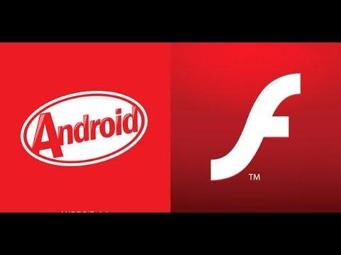 Reproducir Flash Player para todos las version de android moto g kitkat