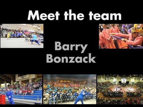 Robot in 1 Weekend 2017 - Meet the Team - Barry Bonzack