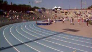 Junior Olympics 2009 1500 Meter Race Walk 1st Lap