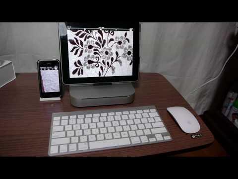 Mac Mini and iPad Combo