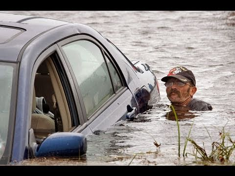 How to check if a car has been in a flood - do NOT buy a flood car