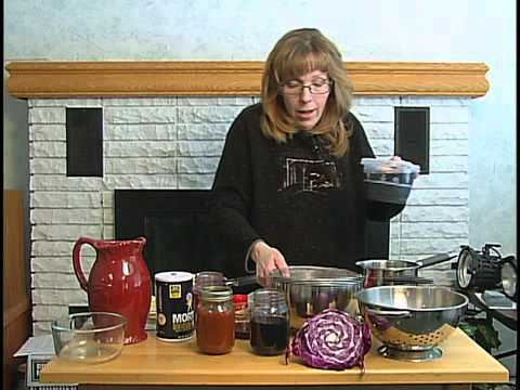 How to Make Homemade Clothing Dye Pt. 2