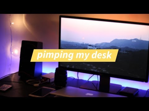 Pimping My Desk Under $20!
