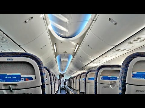 flydubai Boeing 737-800 | DXB - LYP | FZ343 | Economy Class Full Flight Report | Takeoff & Landing