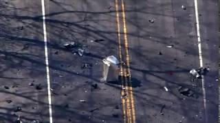 5 killed in Long Island crash