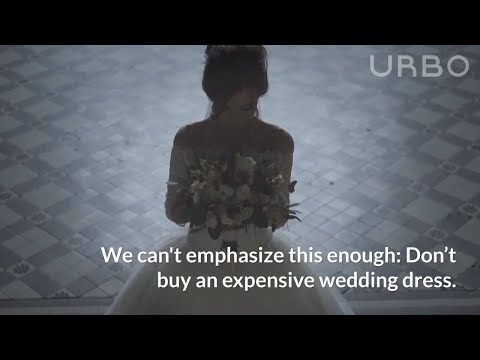 Married People Reveal 7 Things They Wasted Money On For Their Weddings