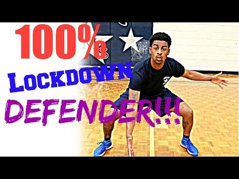 Better Defender - Lockdown defense