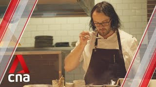 The Melbourne chef who wants to give customers an unforgettable dining experience   CNA Luxury