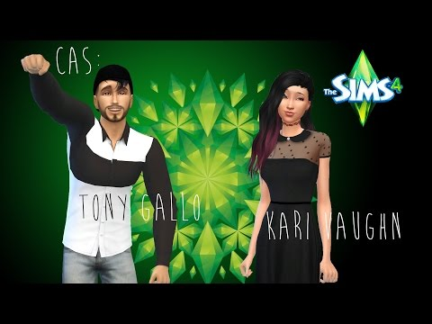 The Sims 4 - Creat a Sim **(Custom Content)**