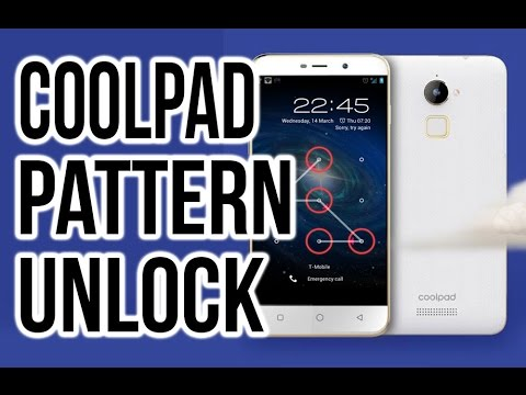 CoolPad Note Hard Reset and Forgot Password Recovery, Factory Reset Lite
