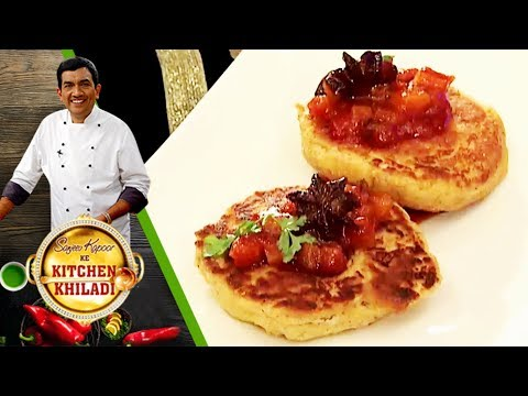 Sanjeev Kapoor Ke Kitchen Khiladi - Episode 25 - Meethe Chawal And Dahi Ke Kabab
