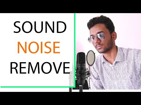 Remove Noise from Audio Clip using Audacity